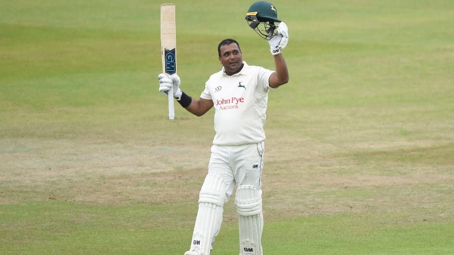 Samit Patel: Division 2's Player of the Week
