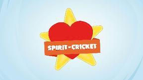 Week eight - spirit of cricket