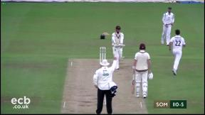 Highlights - Hampshire v Somerset Day 3