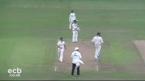 Highlights - Nottinghamshire v Kent Day 4