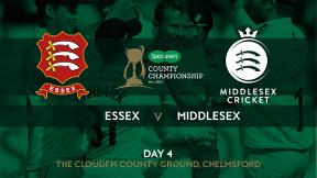 Highlights - Essex v Middlesex Day 4