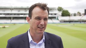 Tom Harrison reacts to ECB media rights deal