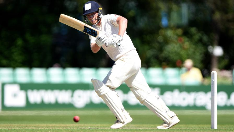 Westley hits ton as England Lions draw with South Africa
