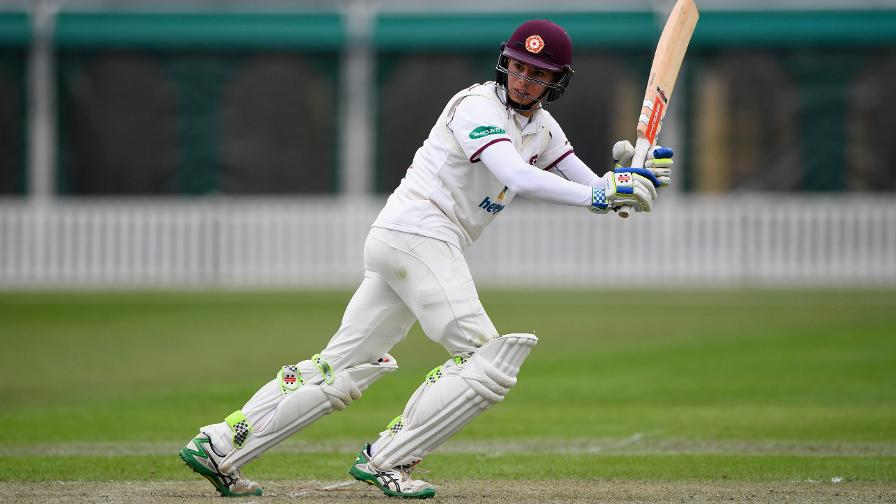 Holden and Brook to lead England Under-19s against India