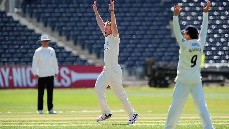 Div Two reports: Gloucestershire beat Glamorgan inside two days