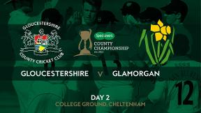 Highlights - Gloucestershire v Glamorgan Day 2