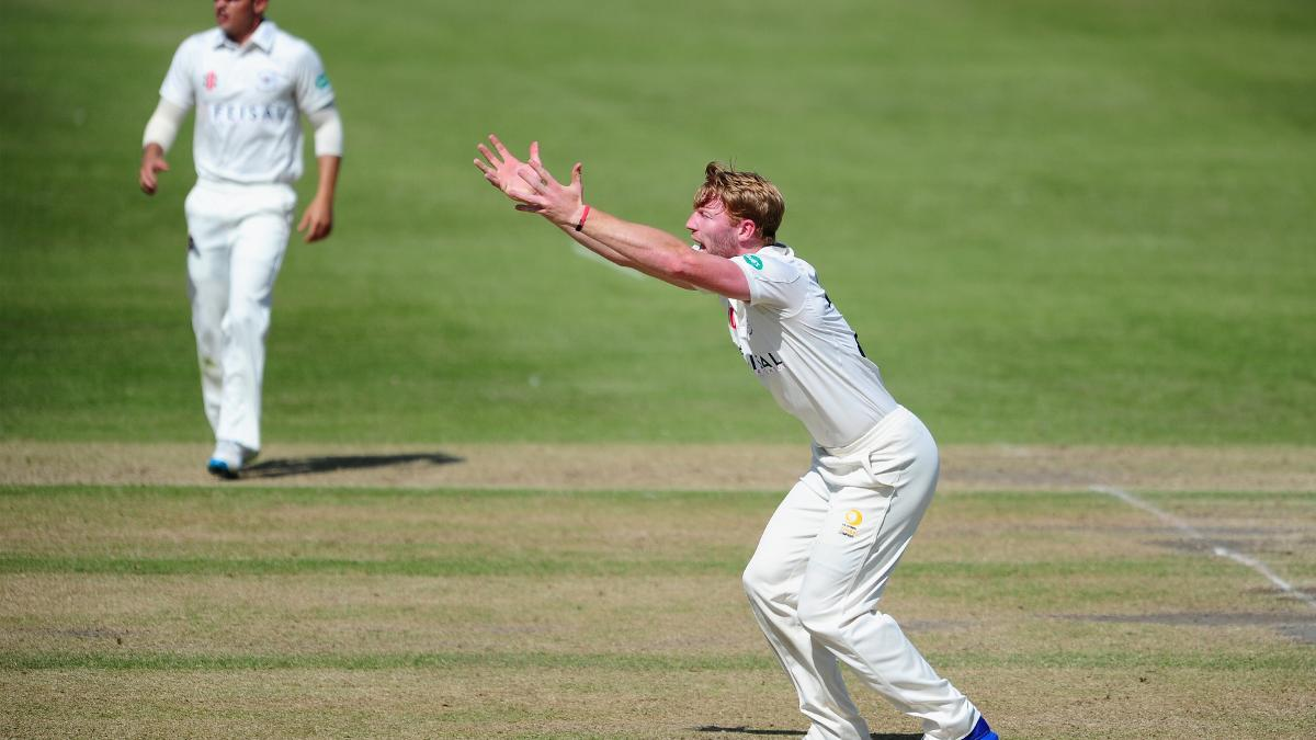 Norwell was in blistering form to take six second innings wickets