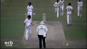 Highlights - Derbyshire v Durham Day 3