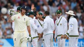 Highlights - South Africa in charge after England batting woes