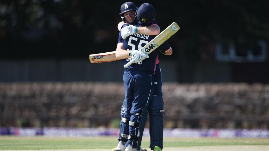 England remain unbeaten heading into T20 final