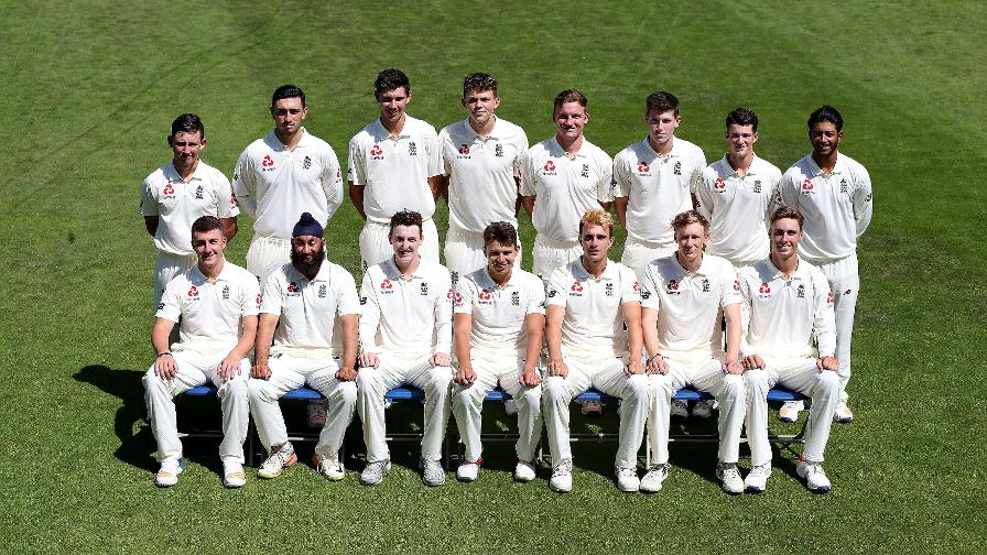 Changes made to Under-19 squad ahead of 2nd India Test