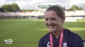 England react to stunning World Cup win