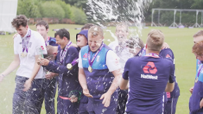 England win Learning Disability Tri-Series