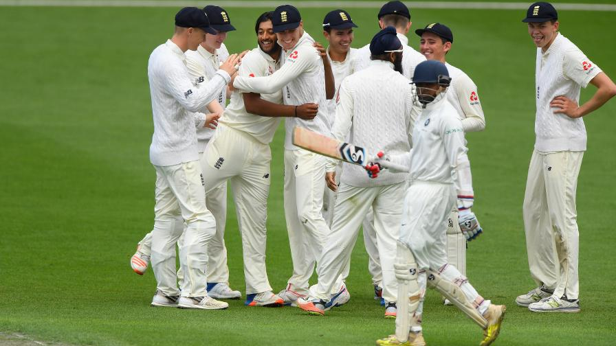 England left to rue India fightback