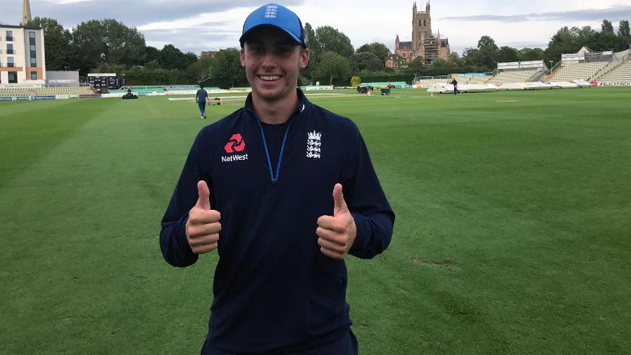 Jacks to captain England Under-19s for ODI series against India
