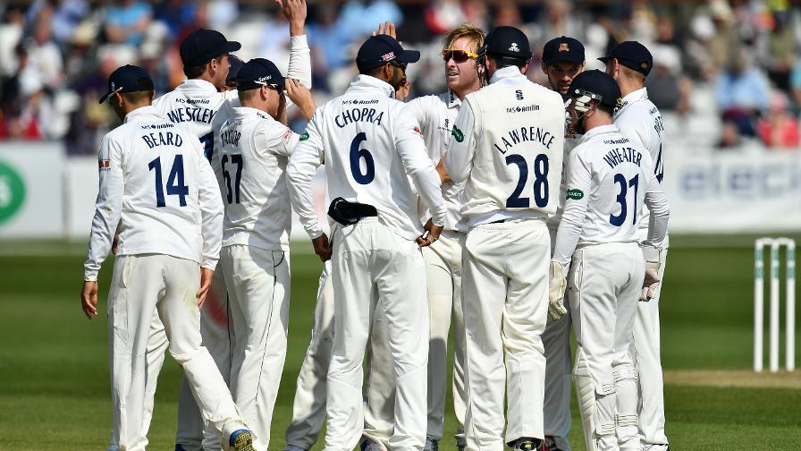 Essex explain remarkable Champ season