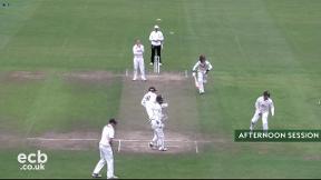 Highlights - Somerset v Surrey Day 1