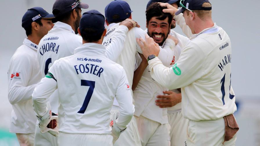 Div One reports: Amir amazes for victorious Essex