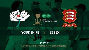Highlights - Yorkshire v Essex
