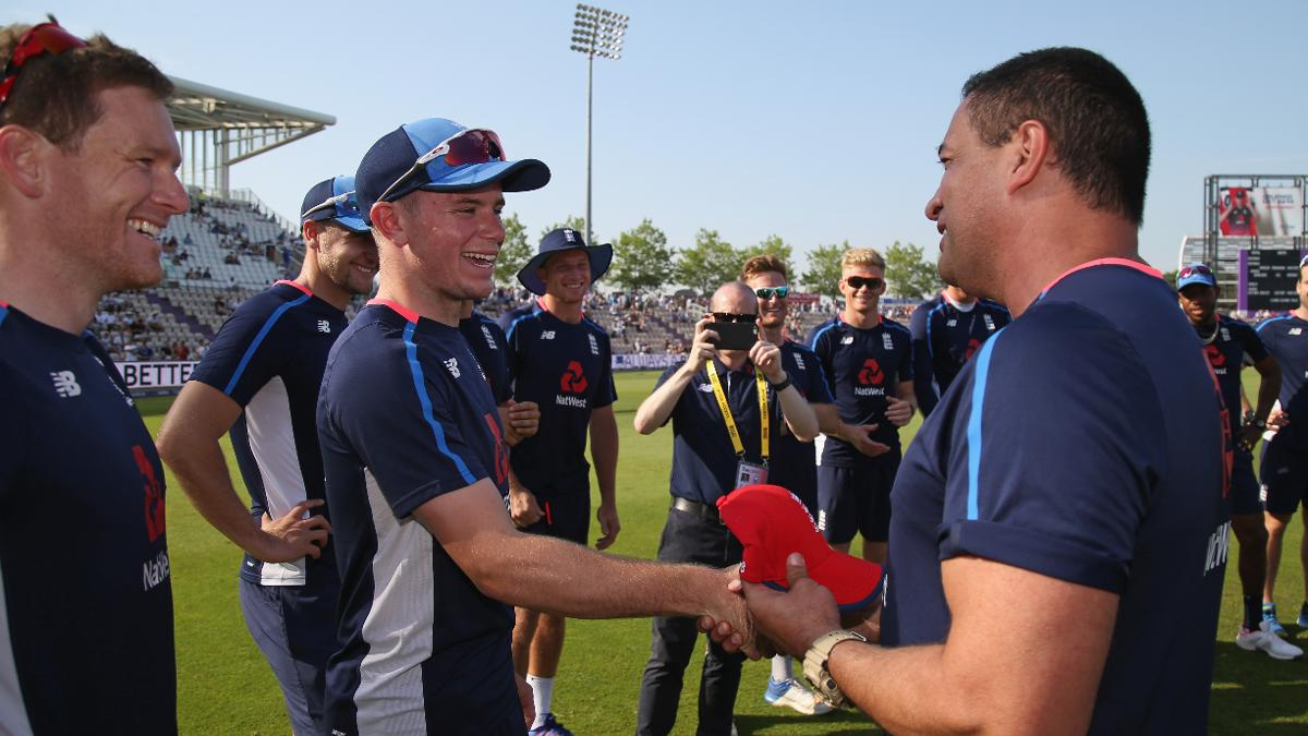 Crane hopes to win his first Test cap against West Indies