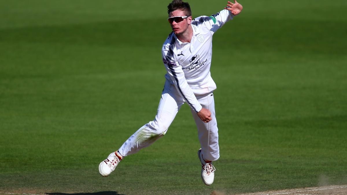 Crane has impressed in all three formats for Hampshire this year