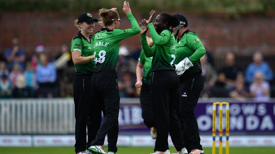 Western Storm off the mark in style with Taunton win