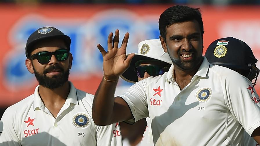 Ashwin signs for Worcestershire