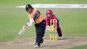 Watch Suzie Bates hit 119 off 72 balls