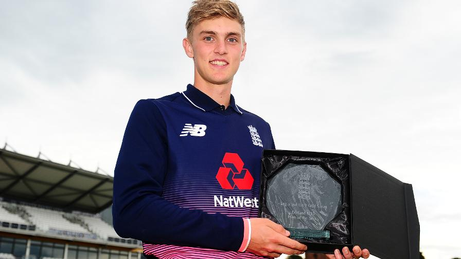 Lammonby to lead England U-19 in South Africa Test series