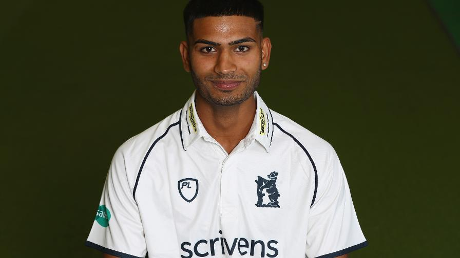 Sunny Singh takes his Chance to Shine with England