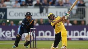 Watch - Shahid Afridi smashes T20 century
