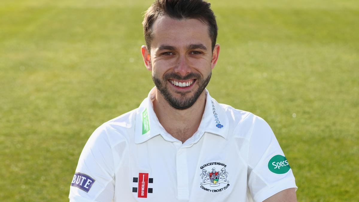 Jack Taylor carried on his emphatic form for Gloucestershire