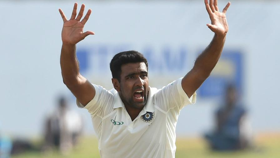Ravi Ashwin is your Division Two Player of the Week!