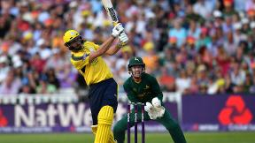 Master Blaster - James Vince v Notts Outlaws
