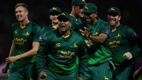 Highlights: Notts Outlaws win NatWest T20 Blast Final