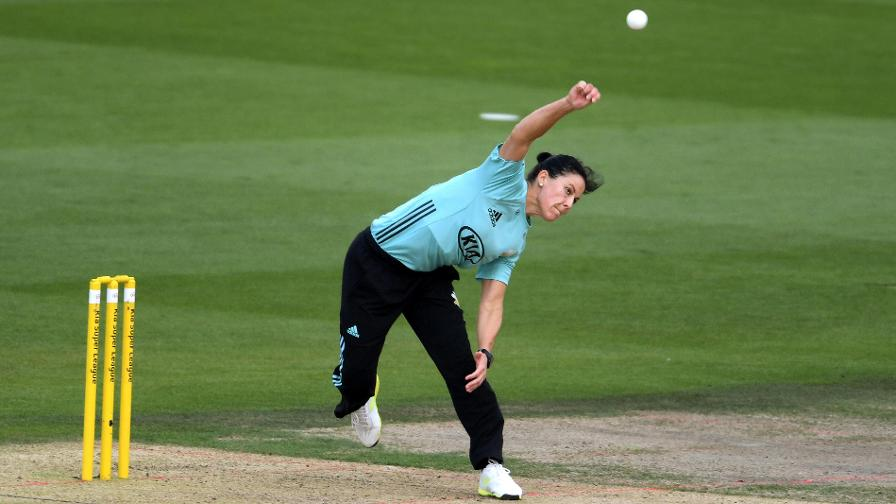 Marizanne Kapp took three wickets in four balls for the Stars in the semi-final