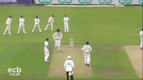 Highlights - Durham v Kent Day 2