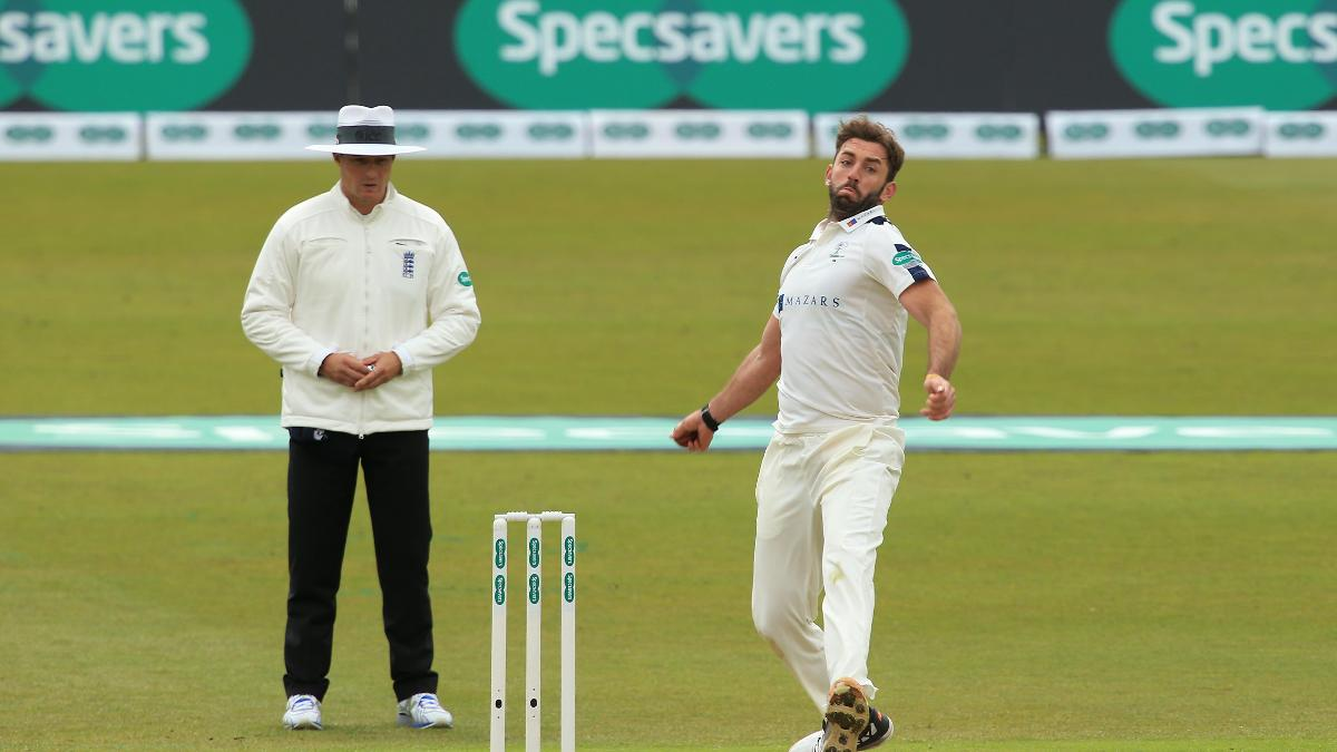 Plunkett said a fond farewell ahead of England duty with two wickets