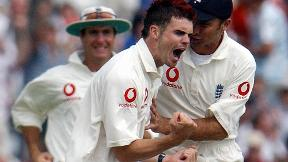The story of James Anderson's 564 Test wickets