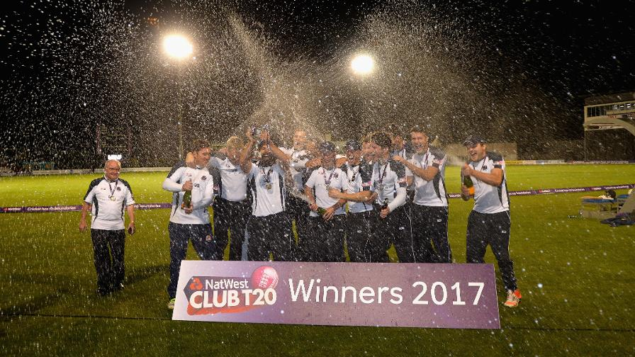 Club T20 honours for South Northumberland