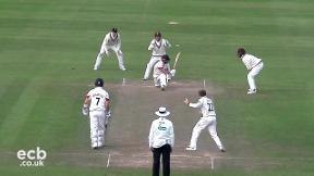Highlights - Somerset v Lancashire Day 3