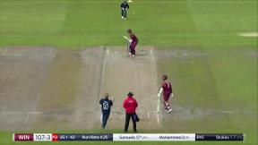 Stokes strikes to remove old foe Samuels