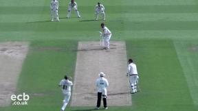 Highlights - Surrey v Somerset Day 1