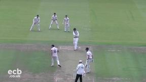 Highlights - Middlesex v Lancashire Day 1