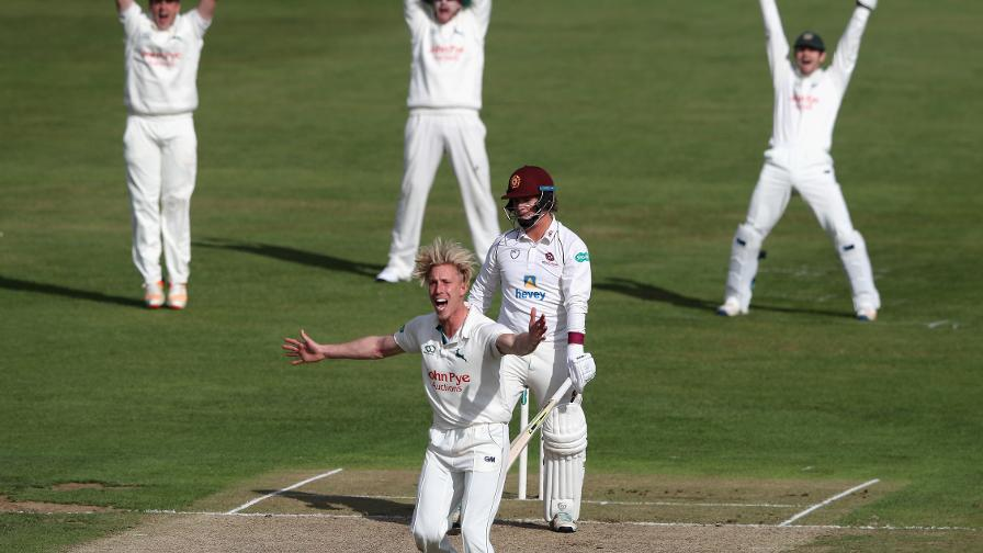 Top five: Specsavers County Championship 19 Sept