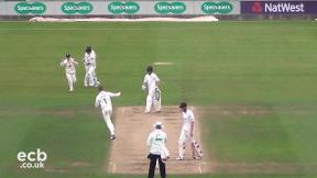Highlights - Durham v Sussex Day 1