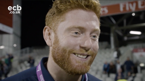Bairstow: I feared another heartache but delighted with century