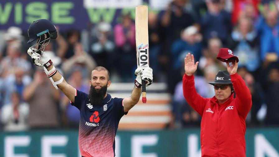 Match in focus: Moeen Ali smashes England to victory