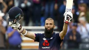 Highlights - Moeen Ali hits rapid century as England beat West Indies