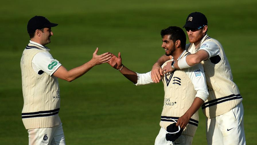 Top five: Specsavers County Championship 25 Sept